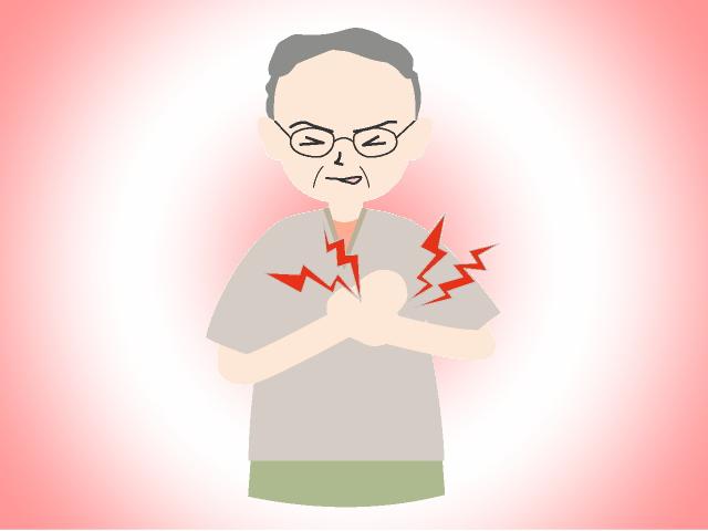 動脈硬化で起こる病気について